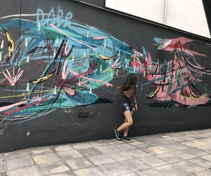 girl, muro, and hair image