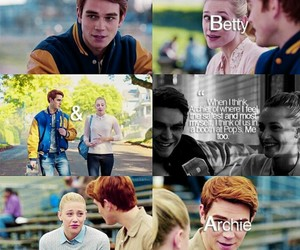 riverdale and barchie image