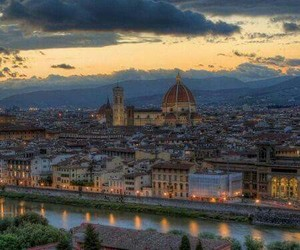 beaty, florence, and italy image