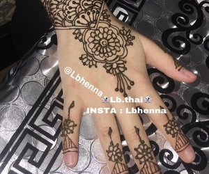 filles, henna, and snap image