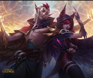 league of legends, xayah, and lol image