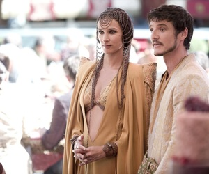 game of thrones and house martell image