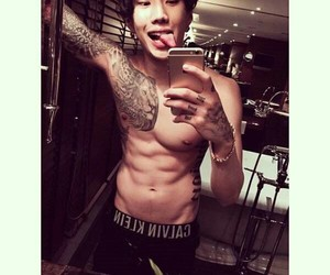 jay park, kpop, and abs image