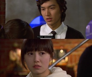 amor, Boys Over Flowers, and chicos image
