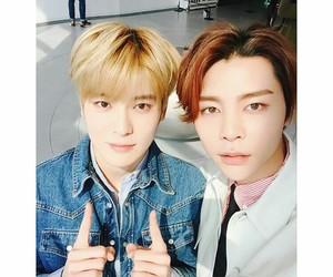 johnny, john seo, and k-pop image