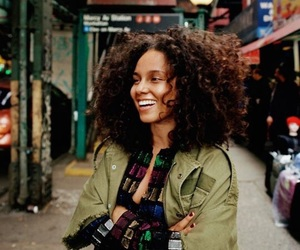 alicia keys, beautiful, and pretty image