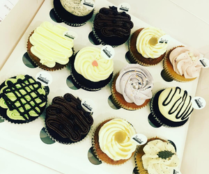 cupcake, dessert, and sweets image