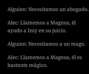 books, libros, and alec lightwood image