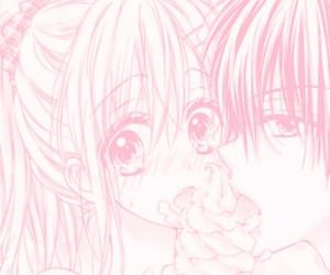 couples, ice cream, and kawaii image