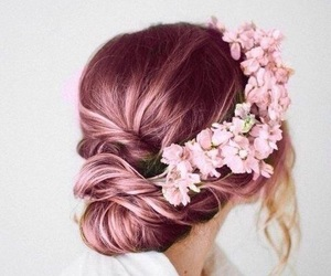 beauty, hair, and color hair image
