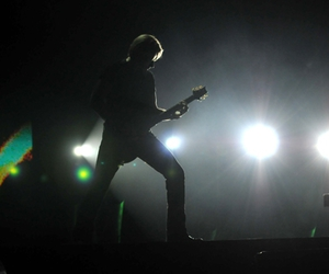nickelback, concert, and rock image