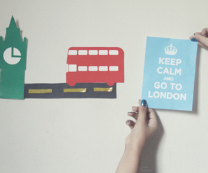 london and keep calm and image