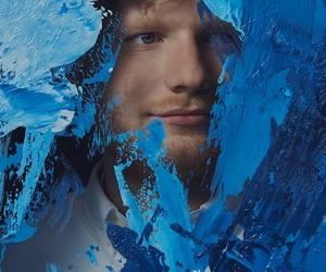 ed sheeran and blue image