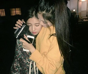 best friends, ulzzang, and girls image