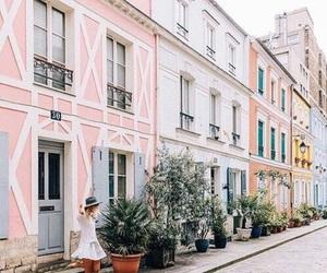 pink, spring, and pastel image