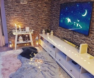 awesome, candles, and comfy image