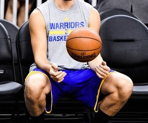 warriors, golden state, and klay thompson image