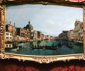 london, venice, and national gallery image