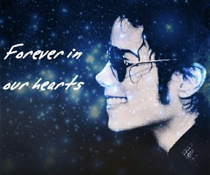 king of pop, michael jackson, and forever in my heart image