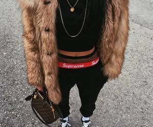 supreme, fashion, and outfit image