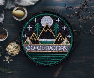 etsy, hiking, and nature image