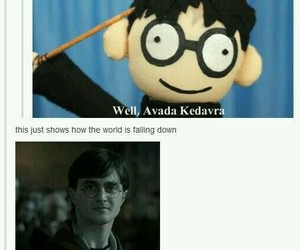 fml, funny, and harry potter image