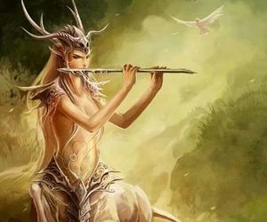 centaur, fantastic, and fantasy image