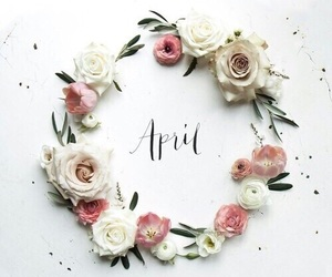 special days and april image