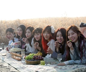 dreamcatcher, kpop, and girlgroup image