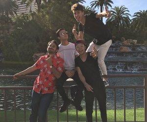 boys, mario ruiz, and youtubers image