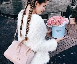 accessories, bags, and hair image
