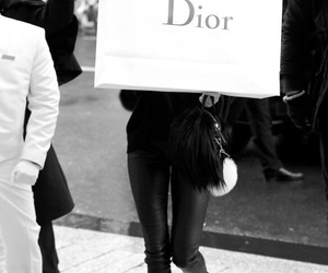 kendall jenner and dior image