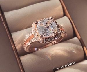 diamond, ring, and jewellery image