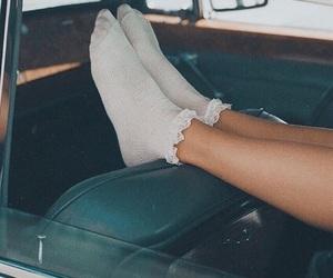socks, aesthetic, and alternative image