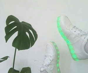 shoes, green, and grunge image