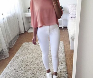 outfit, beauty, and clothes image