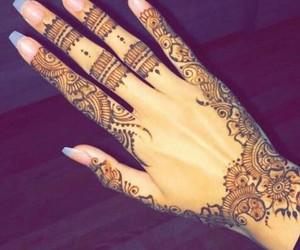 arabic, oriental, and fashion image
