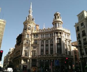 city, ciudad, and madrid image
