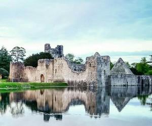 castle, europe, and ireland image