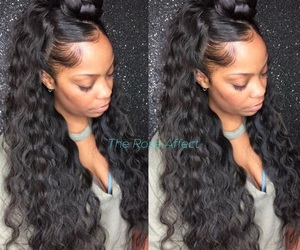 braids, curls, and bundles image