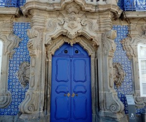 aesthetic, blue, and portugal image