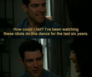 cece, quotes, and schmidt image