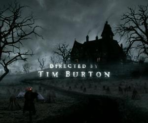 tim burton, 90s, and horror image