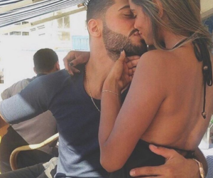in love, hot babes, and tumblr couples image