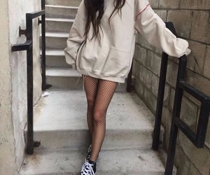 style, outfit, and grunge image