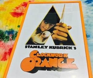 1970s, 1972, and a clockwork orange image