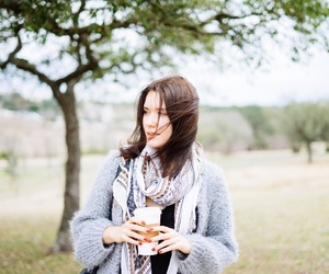 Austin, wind, and coffee image