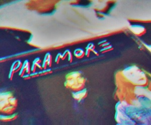album, paramore, and hayley williams image