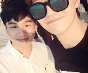 boyband, korea, and im jaebum image