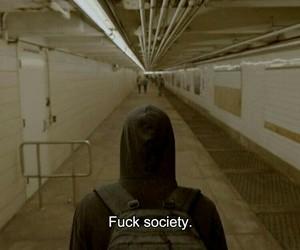 black, society, and ugh image